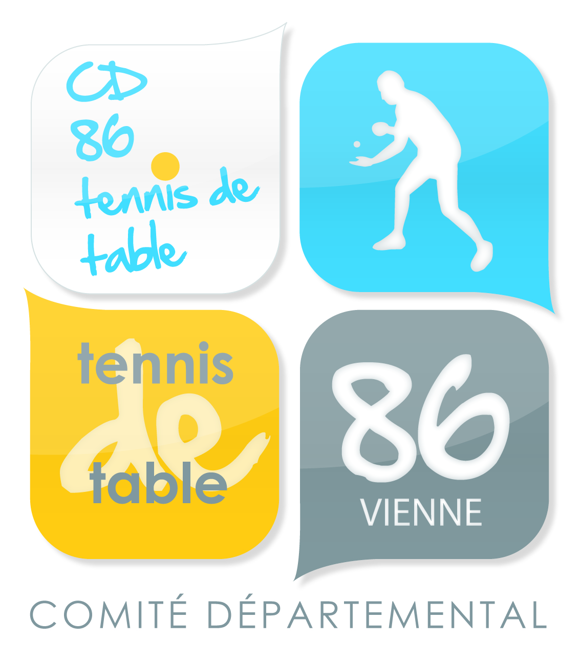 Partenaires institutionnels - Ligue tennis de table poitou charente ...